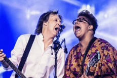 "Watch Paul McCartney Play ""Get Back"" With Alabama Shakes' Brittany Howard And ""FourFiveSeconds"" At Lollapalooza"