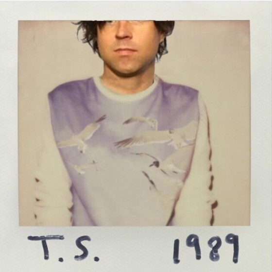 """Preview Ryan Adams' Cover Of Taylor Swift's """"Style"""""""