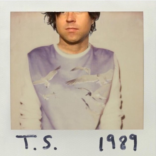 """Preview Ryan Adams' Cover Of Taylor Swift's """"Wildest Dreams"""""""