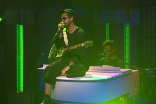 Watch Unknown Mortal Orchestra Get Magnetically Weird On <em>Seth Meyers</em>