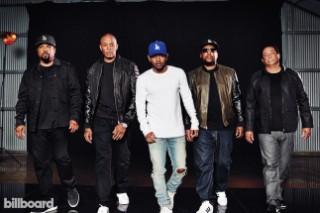 Watch Kendrick Lamar Interview N.W.A