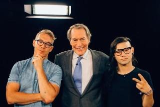 Watch Diplo &#038; Skrillex Talk Arcade Fire Collab On <em>Charlie Rose</em>