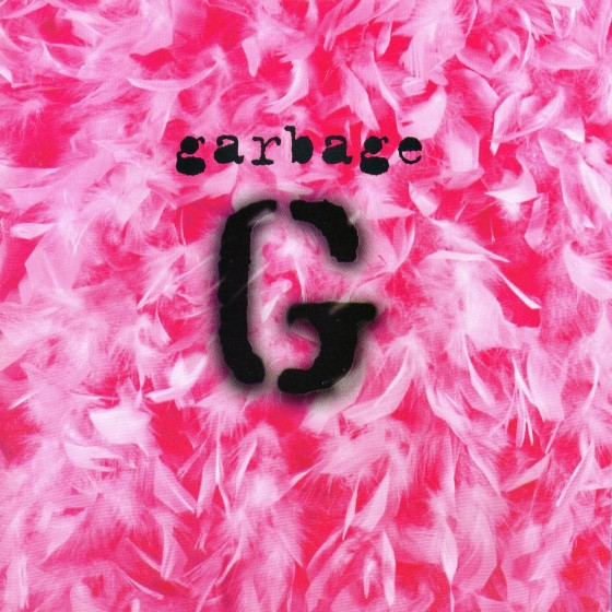 Garbage - self-titled