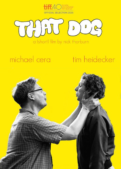 Watch A Trailer For Nick Thorburn's Directorial Debut <em>That Dog</em>, Feat. Michael Cera And Tim Heidecker
