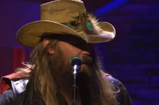 Watch Chris Stapleton Sing &#8220;Might As Well Get Stoned&#8221; On <em>Seth Meyers</em>