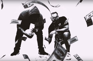 "Riff Raff & Danny Brown – ""Wetter Than Tsunami"" Video"