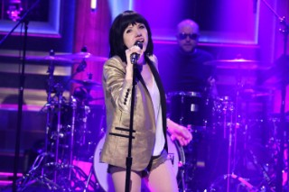 Watch Carly Rae Jepsen Bestow The Gift Of Her Glorious Presence Unto <em>The Tonight Show</em>