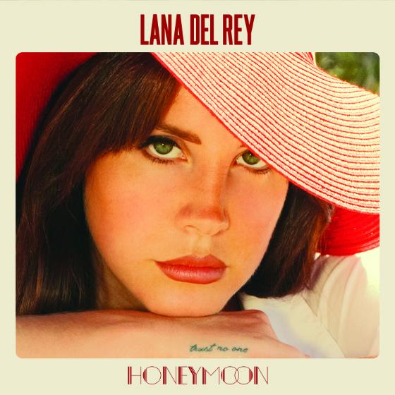 Lana Del Rey - Honeymoon (Urban Outfitters Art)