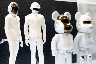 Daft Punk Get Expensive Action Figures In Their Grammy Oufits