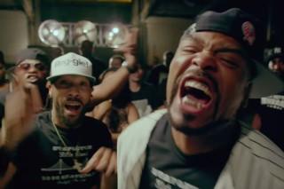 "Method Man – ""Straight Gutta"" (Feat. Redman, Hanz On, & Streetlife) Video"