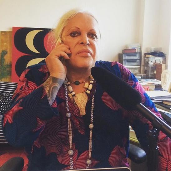 Laura Jane Grace Genesis Breyer P-Orridge Talkhouse Podcast