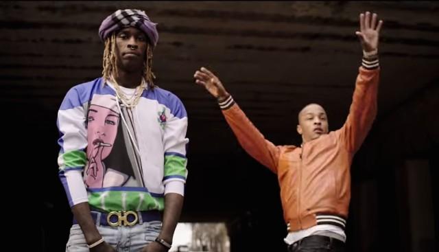 TI and Young Thug - Off-Set video