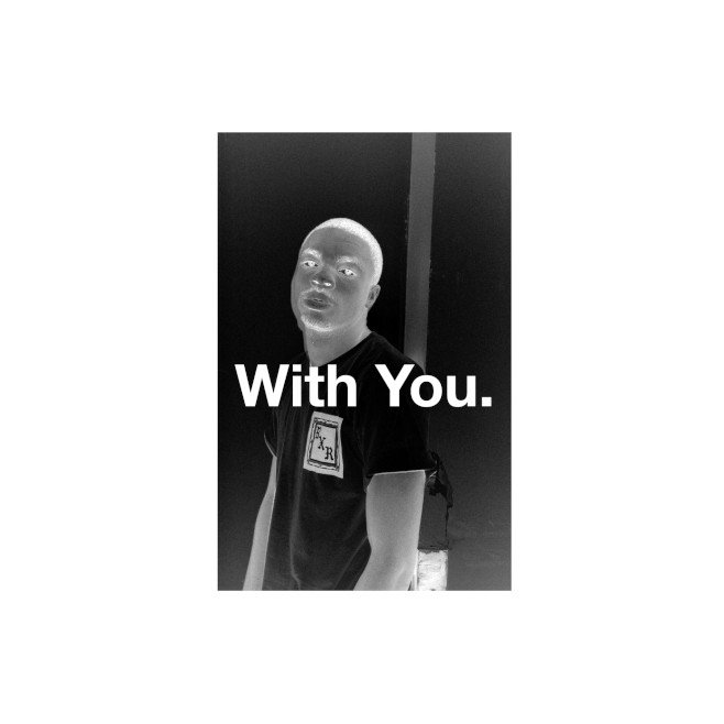 With You. Switch Vince Staples Ghost