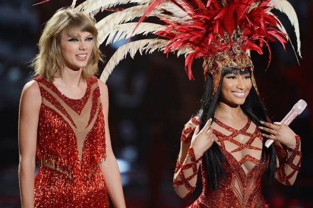 VMAs 2015: The Best GIFs, Tweets, & Videos