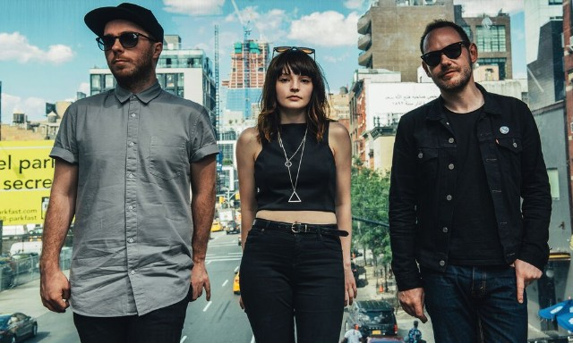 The Unflinching Gaze Of Chvrches Cover Story