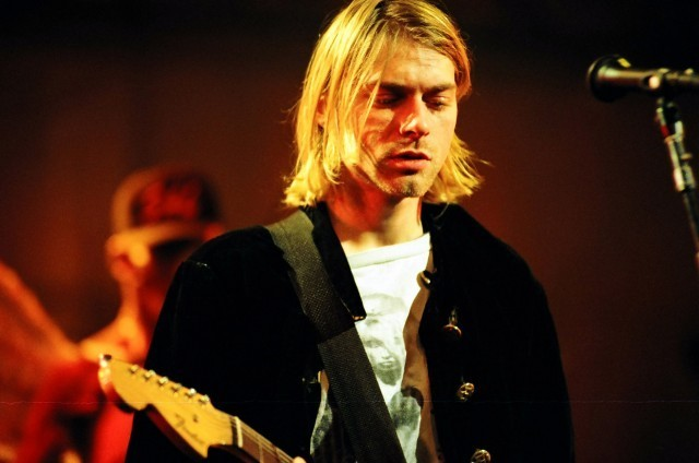Nirvana Kurt Cobain E.Coli Demo
