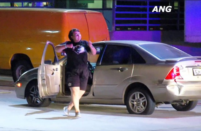 Future Soundtracked A Very Amusing Car Chase In LA Last Night