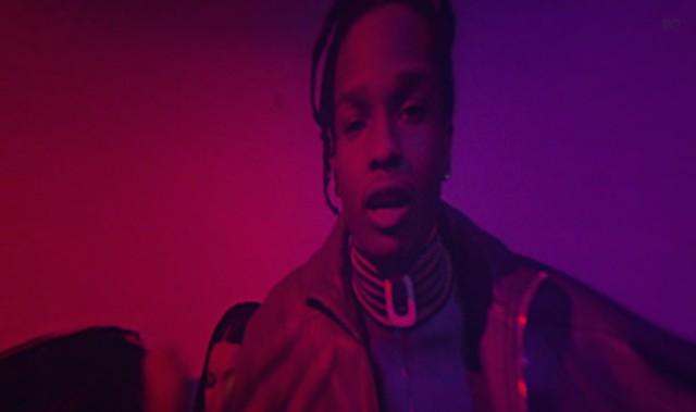 ASAP Rocky - Jukebox Joints video