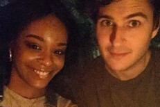 Azealia Banks and Ezra Koenig