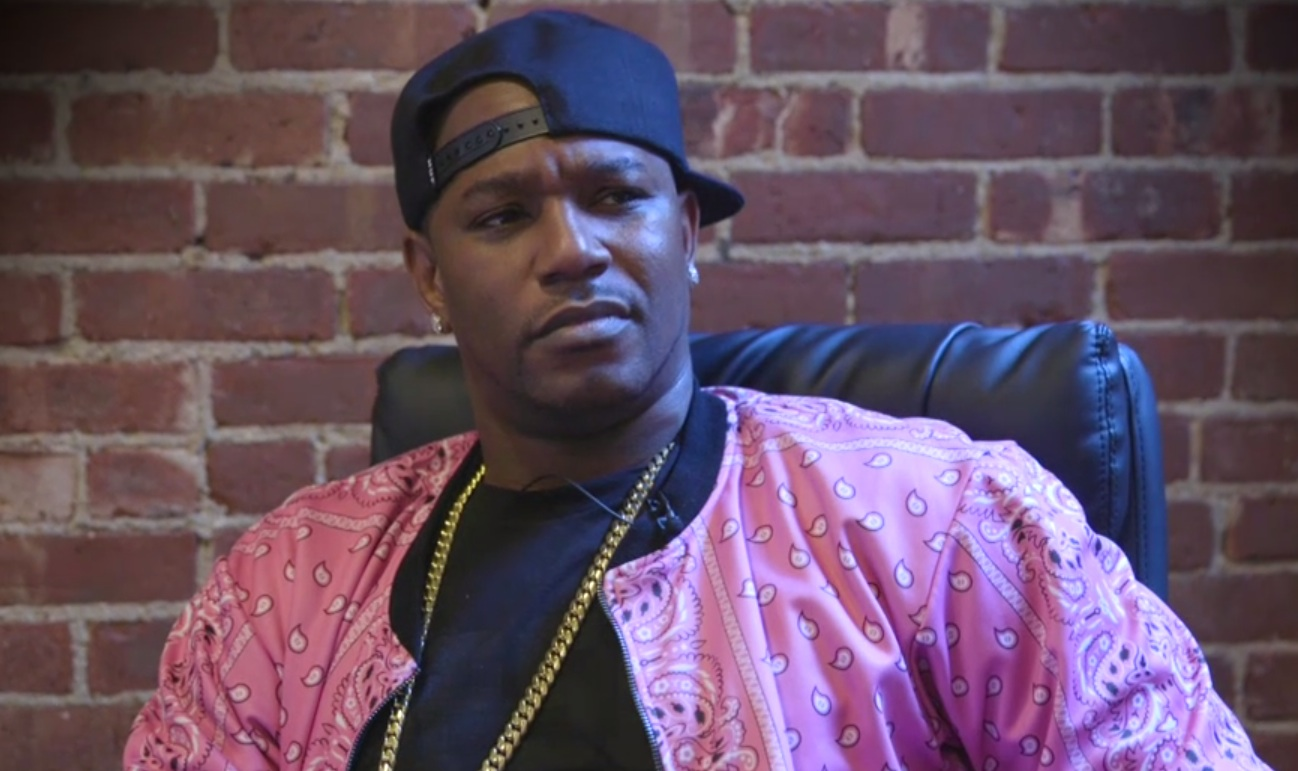 Watch Cam'ron Become The Nightly Show's HR Manager