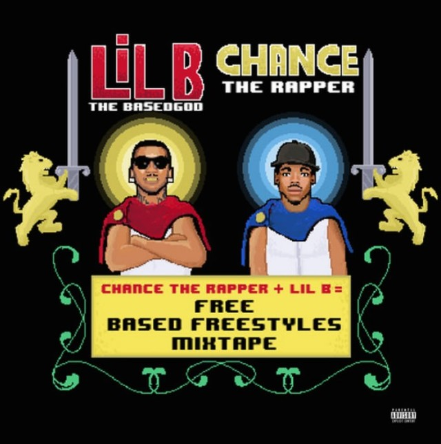 Chance The Rapper And Lil B - Free