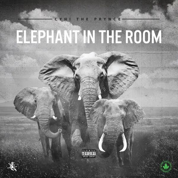 CyHi The Prince - Elephant In The Room
