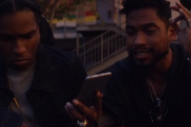 """A$AP Rocky – """"Everyday"""" (Feat. Rod Stewart, Miguel, & Mark Ronson) Video"""