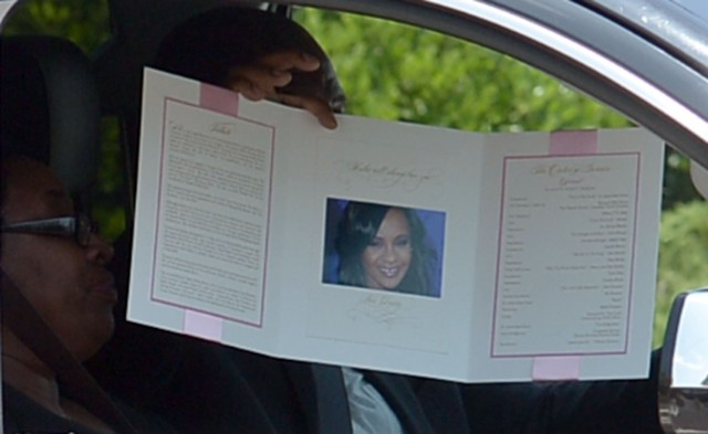 Feud Between Whitney Houston And Bobby Brown's Families Erupts At Bobbi Kristina's Funeral
