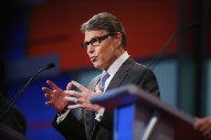 Rick Perry Finally Breaks His Legendary Silence About Metallica