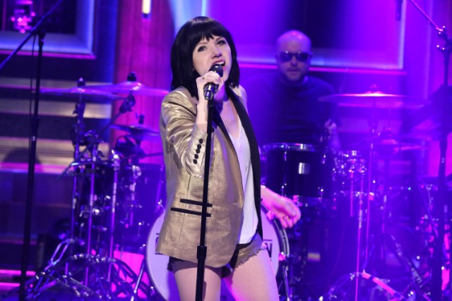Carly Rae Jepsen - The Tonight Show Starring Jimmy Fallon