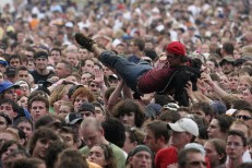 Generation X Ages Out Of Lollapalooza