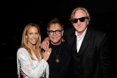 Sheryl Crow, Elton John, T-Bone Burnett
