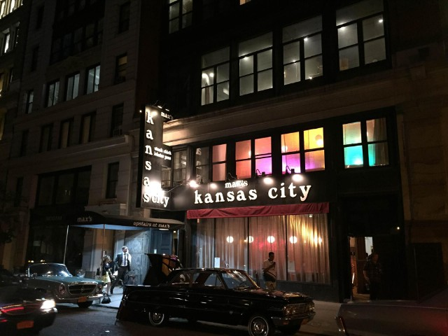 Martin Scorseses Vinyl Also Rebuilt Maxs Kansas City