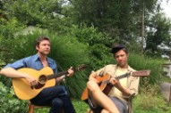"James Elkington & Nathan Salsburg – ""Reel Around The Fountain"" (The Smiths Cover) (Stereogum Premiere)"