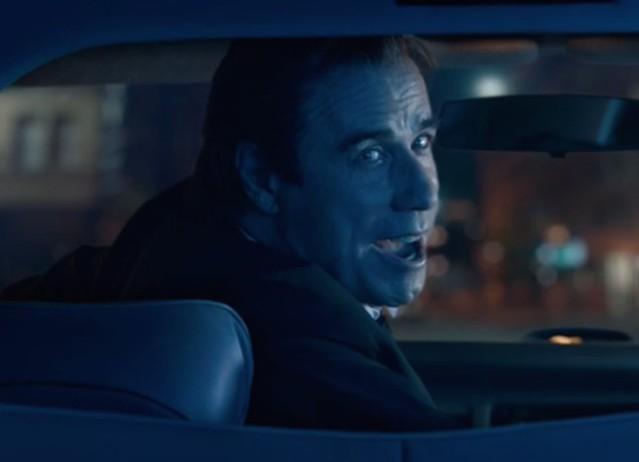 John Travolta in Apple Music ad