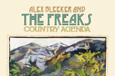 Alex Bleeker & The Freaks - Country Agenda