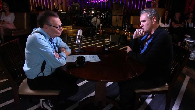 Morrissey & Larry King