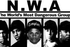 N.W.A Score Their First Top 40 Single
