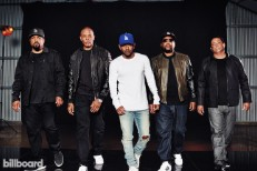 NWA and Kendrick Lamar