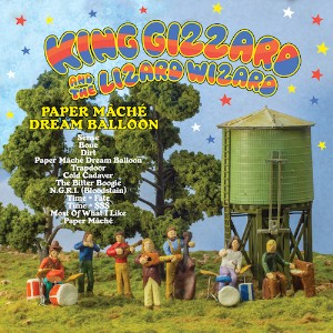 "King Gizzard And The Lizard Wizard - ""Paper Mache Dream Ballon"" (Stereogum Premiere)"