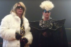 "Peaches – ""Close Up"" (Feat. Kim Gordon) Video (NSFW)"
