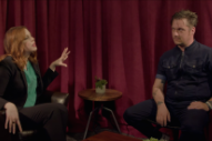 Watch Modest Mouse's Isaac Brock Receive Terrible Advice From Vanessa Bayer