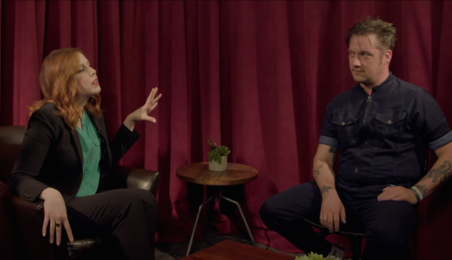 Watch Modest Mouse's Isaac Brock Get 'Sound Advice' From Vanessa Bayer
