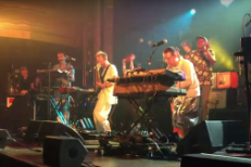 "Watch Hot Chip Cover LCD Soundsystem's ""All My Friends"""