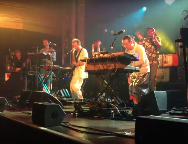 """Watch Hot Chip Cover LCD Soundsystem's """"All My Friends"""""""