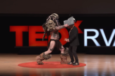 Watch Blöthar From Gwar Give An Unconventional TED Talk In Richmond