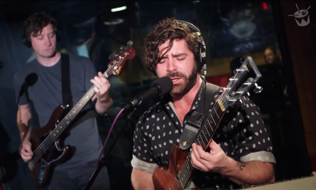 """Watch Foals Cover Mark Ronson & Kevin Parker's """"Daffodils"""""""