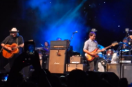 "Watch Wilco Play ""California Stars"" With Ben Gibbard & Jenny Lewis In Redmond"