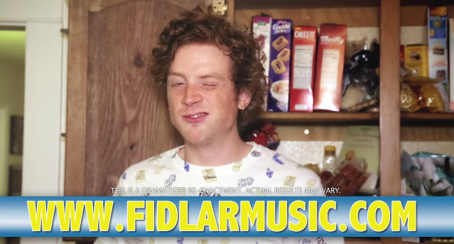 Watch A Goofy, Bloody Commercial For FIDLAR's New T-Shirt