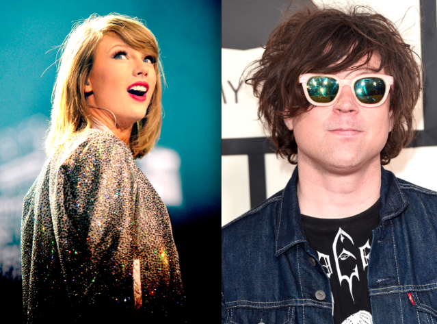 Taylor Swift Shares Excited Statement About Ryan Adams' <em>1989</em> Covers Album